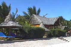 Full Moon Beach Bungalow